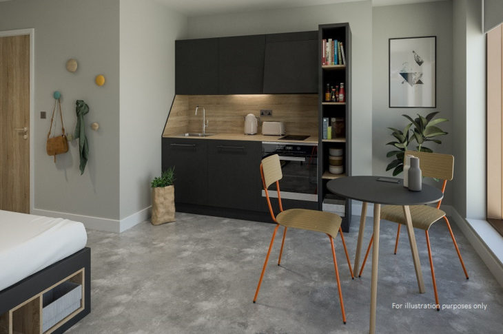 Luxurio - Premium Mezzanine Apartment