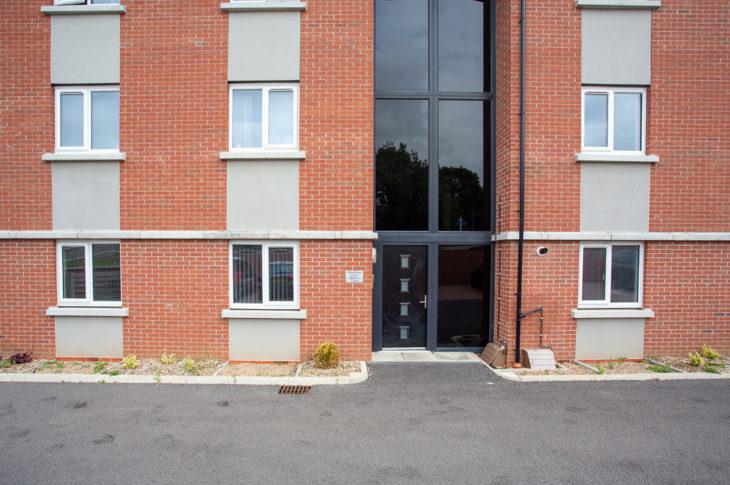 Flat 1, Block 3, White Ridge Court